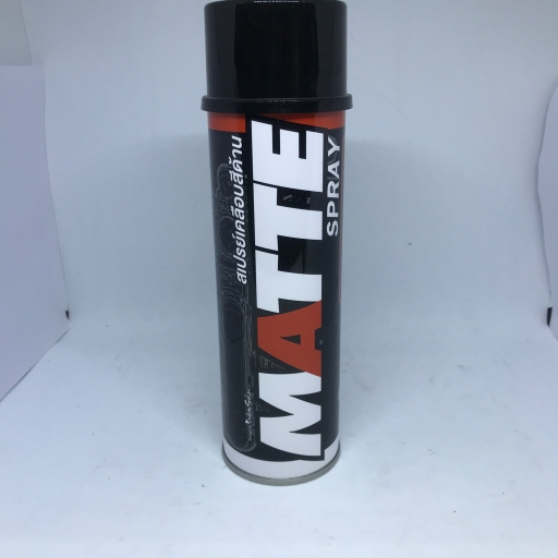 สเปรย์เคลือบด้าน (MATTE) 600ml
